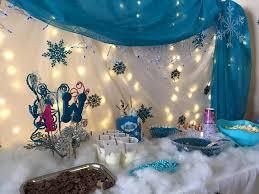 Frozen theme party ideas