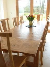 oak chairs dining room oak dining table and chairs