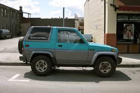 1992 daihatsu rocky daihatsu rocky 28d se motoburg