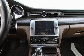 2014 maserati quattroporte interior 2014 maserati quattroporte gts rwd roswell ga stk 077931