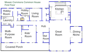 common house floor plans the common house our homes our land