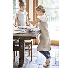 amazon com pinafore natural linen petite 5