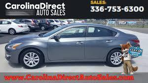 Nissan Altima 2014 - 2014 nissan altima 2 5s 4dr sedan d grey 6970 sold in mocksville