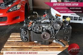 subaru engine turbo subaru impreza wrx engine 02 05 turbo ej205 longblock 2 0 non avcs jdm