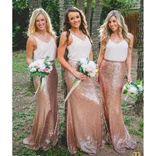gold bridesmaid dresses gold bridesmaid dresses wedding 28 images gold sequin