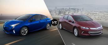 nissan leaf vs chevy volt 2016 toyota prius vs 2016 chevy volt