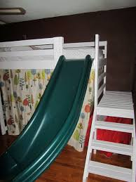 Bunk Bed Attachments Bunk Bed Slide Attachment 4 Bunk Bed Slide Awesome Dining Room