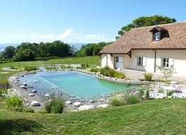 Natural Swimming Pool Natural Swimming Pool Ecological Homeexteriorinterior Com