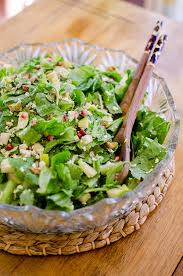 thanksgiving chopped salad living lou