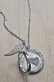 memorial pendants pet loss necklace lock of hair necklace pet memorial gift