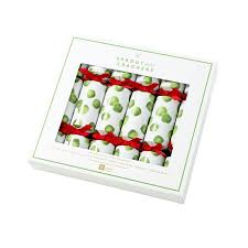 Christmas Cracker Table Decoration by Botanical Sprout Christmas Crackers Talking Tables Talking Tables