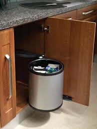 recycling kitchen waste bins automatic kitchen pull waste bins