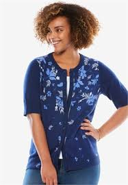 plus size tops sweaters sweater cardigans within