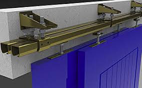 Overhead Sliding Door Track Nikotrack Joints And Support Fittings For Nikotrack Tapered