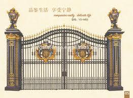 Sri Lankan Steel Gate Design Main Gate Design Home Yard Main