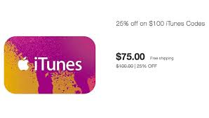 best deals on gift cards best itunes gift card deals to buy on black friday save 25