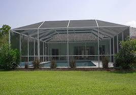 Florida Home Design Florida Styles In Home Design Courtyard Homes Lanai Outdoor
