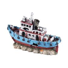 imitation shipwreck sunken broken ship rock hiding cave sales