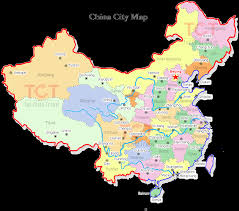 China Map Cities by Top China Travel Destinations Top Tourist Destinations In China