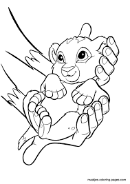 great free lion king coloring pages cool gallery coloring kids