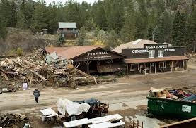 Why Are Colorado Flags At Half Mast Today Colorado Floods A Month Later Mountain Towns U0027spooky U0027 And