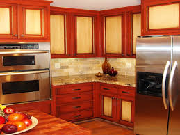 Kitchen Cabinets Painted Two Colors Gourmet Kitchen In Two Tone Painted Linen And Harbor Graytwo Color