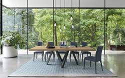Modern Furniture Stores In La by California U0027s Largest Calligaris Showroom Announces Modern Dining