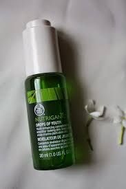 Serum Wajah Shop the shop nutriganics drops of youth review get up survive