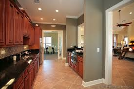 Trendy Kitchen Wall Colors With Cherry Cabinets Remodell Your - Kitchen with cherry cabinets