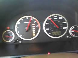 honda crv engine light 2002 honda cr v 0 60 youtube