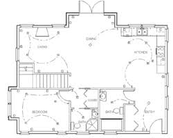home blueprints how to draw blueprint of house home deco plans