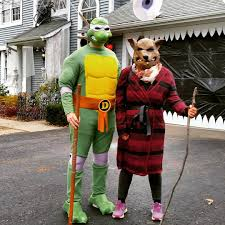 master splinter halloween costume the inevitable apocalypse