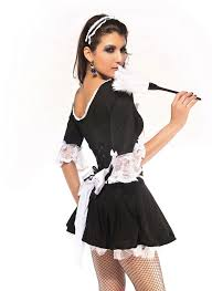 French Maid Halloween Costumes Maid Fun French Maid Costume Storenvy