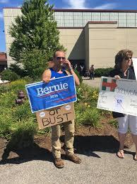 bernie sanders concedes endorses hillary clinton for president