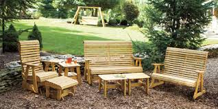 Swings And Gliders Patio Furniture by Wooden Outdoor Furniture Swings U0026 Gliders For Sale In Laurel De