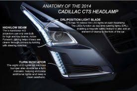 cadillac ats headlights breaking cadillac s headl design