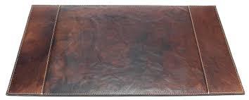 sous en cuir pour bureau sous cuir bureau sous piemont cuir de buffle pour
