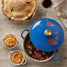 Le Creuset Beauty And The Beast | le creuset beauty and the beast soup pot williams sonoma