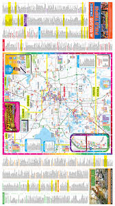 Orlando Theme Parks Map by Field Trip Map For Families And Schools