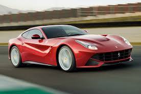 Ferrari F12 Orange - 2014 ferrari f12 berlinetta ignition video motor trend