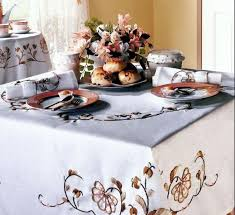 how to table cloth linens tablecloth care the farmer s almanac