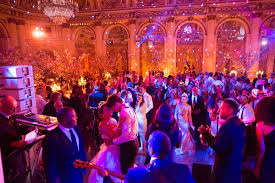 best total wedding plaza lavish wedding with colorful reception at the plaza in nyc