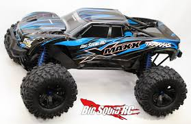big monster trucks videos unboxing the traxxas x maxx monster truck big squid rc u2013 news