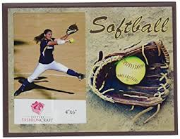 themed frames fashioncraft softball themed frames from gifts
