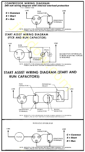 wiring diagram for ac compressor floralfrocks