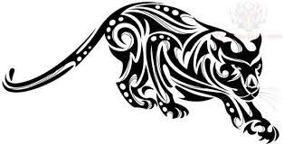 25 tribal jaguar designs