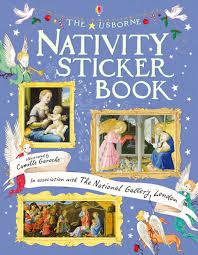 nativity sticker book u201d at usborne books at home