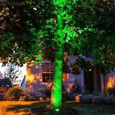 Well Lights Rgb Led In Ground Well Light 35 Watt Equivalent 350 Lumens