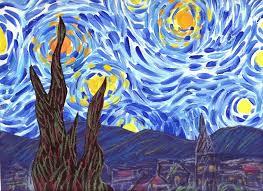 Starry Night Nuit Etoilee Very - 17 best starry night ideas images on pinterest starry nights