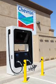 nissan leaf fast charger public charging stations are popping up all around the country